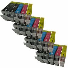20 CHIPPED printer cartridges for CANON PIXMA IP 4500