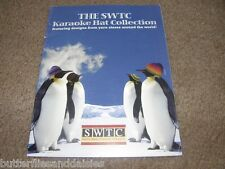 Knitting Pattern BOOK~Hats The SWTC Karaoke Hat Collection