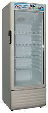 Eurotek 6 cu ft Glass Showcase Bottle Cooler For Sale