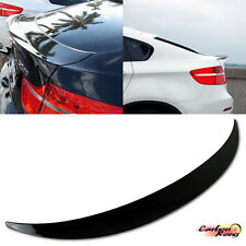 PAINTED BMW E71 X6 Performance Type Rear Trunk Spoiler Wing New 2014 #668