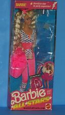 ALL STAR BARBIE MIB from 1989