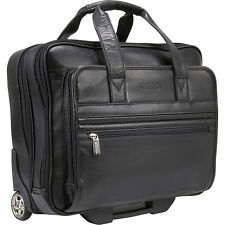 Kenneth Cole Reaction Keep On Rollin' Wheeled Laptop Wheeled Business Case NEW