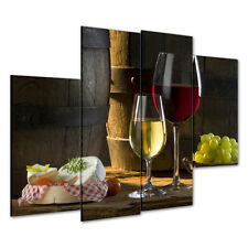 HD Canvas Prints Wall Art Paintings Wall Pictures -Fruit & Juice Unframed #A098