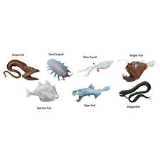 DEEP SEA CREATURES Toob # 688104~FREE SHIP/USA w/$25.+ Safari Ltd. Products