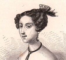 Portrait XIXe Elisa Mercoeur Saint-Sébastien-sur-Loire Loire Atlantique Poésie