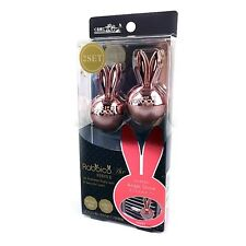 Rabbico Rabbit Air Shine Car Vent Clip Air Freshener 2pcs : Angel Snow