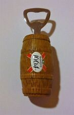 KRONENBOURG 1664 BEER BARREL BOTTLE TOP OPENER BRAND NEW LAGER ALE BREWERIANA
