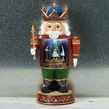 30094 Nutcracker Musical Figure 12 inch high Plays Dance of Sugar Plum Fairies
