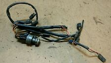 1978 Kawasaki Invader 440 Engine Wire Harness Partial