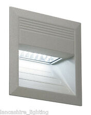 Saxby Liam Outdoor Recessed Wall Light 1.26W LED