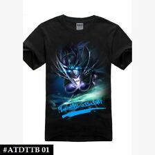 Dota 2 Phantom Assasin Gaming Tshirt L size