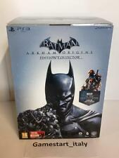BATMAN ARKHAM ORIGINS COLLECTOR'S EDITION - PS3 - NUOVO NEW PAL FR VERSION