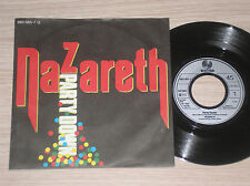 "NAZARETH - PARTY DOWN / DO YOU THINK ABOUT IT - 45 GIRI 7"" GERMANY"