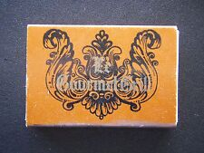 LE GOURMET GRILL THAI AIRLINES MATCHBOX