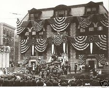 Edgewater Borough Hall New Jersey USA 1918 At End Of World War 1 5x4""