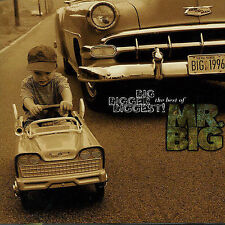 Big, Bigger, Biggest!: The Best of Mr. Big by Mr. Big (CD, Apr-1997, Atlantic...