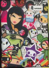 TOKIDOKI Diario Agenda Tessuto 2009-10 MINI 13x10 GIRL (Collezionismo)