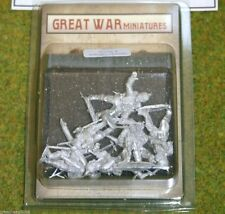 GREAT WAR MINIATURES German Officers & NCO's 1914 Early War G100 28mm