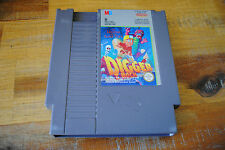 Jeu Digger T. Rock pour Nintendo NES