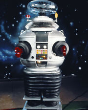LOST IN SPACE THE ROBOT 8X10 COLOR PHOTO