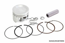 0.25mm oversize piston and ring kit for Honda Wave Innova ANF125