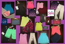 **NWT** LOT GIRL Size 8/10 Gap Kids/Abercrombie & Fitch/JUSTICE *Retail: $ 360.0
