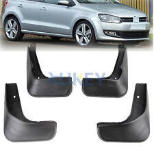 FIT FOR 2011 2012 2013 2014 VW POLO MK5 MUDFLAPS SPLASH GUARD MUDGUARDS MUD FLAP