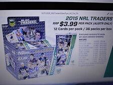 2015 NRL TRADERS TEAM SET OF 9 CARDS MELBOURNE STORM
