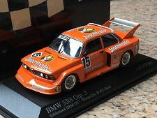 1:43 Minichamps BMW 320i Group 5 H.J.Stuck Winner Div.II Eifelrennen DRM 1977