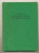 Dr.W.Heering libro The Rollei Book in inglese 1939 D807