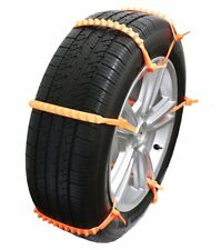 Zip Grip Go Cleated Winter Emergency Tire Traction Straps - Chain Alternative