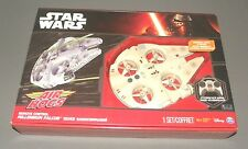 Air Hogs Star Wars Remote Control Millennium Falcon Quad R/C Vehicle Lights, SFX