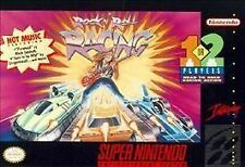***ROCK 'N ROLL RACING SNES SUPER NINTENDO GAME COSMETIC WEAR~~~