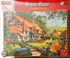 NEW PaperCity Steve Crisp (The Summer Thatchers) 1000 piece puzzle MADE IN USA