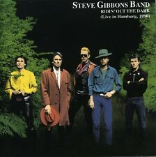 Ridin' Out The Dark-Live In Hamburg 1990 - Steve Gibbons (2007, CD NIEUW)