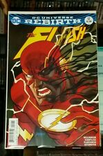 flash #12 rebirth variant cover