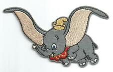 Dumbo Flying Character Patch - Sew-on / Iron-on Cloth Patch