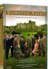 Downton Abbey Moorland Holiday DVD Christmas Special 2014 Sealed Dontown Donton