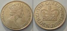 Nice Collectable - Queen Elizabeth II - Golden jubilee Medal / Coin - 1952/2002