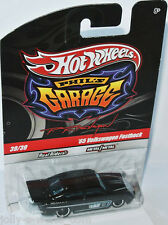 Phil´s Garage - 1965 VOLKSWAGEN FASTBACK - black/graphics - 1:64 Hot Wheels