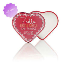 Zoella Blissful Mistful Solid Fragrance Cream Perfume Youtuber Christmas Gift