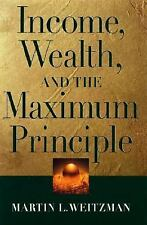 Income, Wealth, and the Maximum Principle-ExLibrary