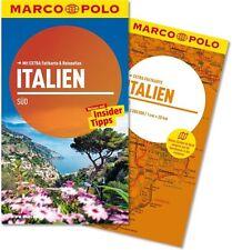 !! Italien Süd UNGELESEN Reiseführer mit Karte 2014 Marco Polo Süditalien
