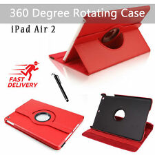 Leather 360 Degree Rotating Smart Stand Case Cover For APPLE iPad Air 2 6  [R276