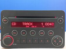 ALFA ROMEO 159 CD RADIO PLAYER CANCHECK REMOVED 939 CD SB05 WITH CODE CAR STEREO
