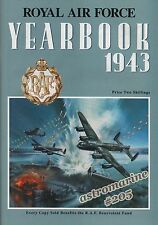 Royal Air Force FIGHTER COMMAND Yearbook 1993 + incorporates RAF Yearbook 1943