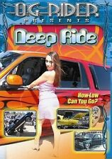$.50 - DEEP RIDE - HANG ON TIGHT #52 - MUSIC - ARTS - ONLY $.50 MAKE THE OFFER