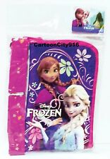 Disney Frozen Elsa Anna Purple Lanyard Cellullar Mobile Phone Case Carrying Case
