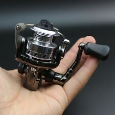 Outdoor 1 Ball Bearing Freshwater Fishing Spinning Wheel Reel 4.3:1 Spool