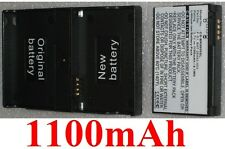 Batterie 1100mAh Pour BLACKBERRY Jennings, Torch 9800 9810, BAT-26483-003 F-S1